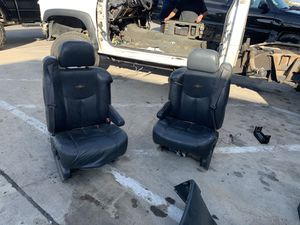 Chevy seats for Sale in Haltom City, TX