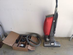 Kirby heritage Turbo vacuum with attachments for Sale in San Francisco, CA