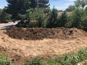 Free clean fill dirt 20 yards. May be able to help load for Sale in Wheat Ridge, CO