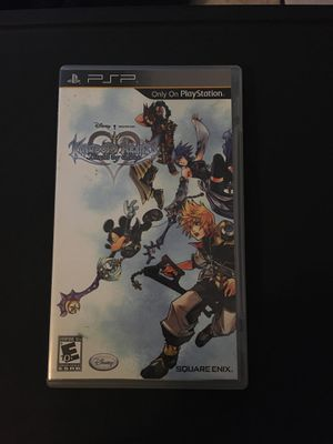 PSP kingdom hearts birth by sleep for Sale in East Los Angeles, CA