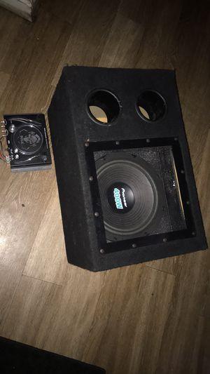 """12"""" speaker for Sale in Rancho Cordova, CA"""