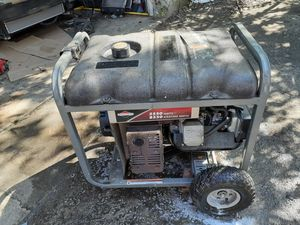 Generator. 8550. Works like new for Sale in Columbus, OH