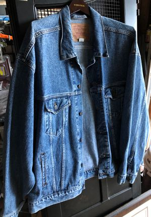 Levi Denim Jacket - Men's XL - Perfect Condition for Sale in Orange, CA