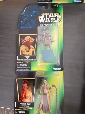 Star wars action figures for Sale in Irvine, CA