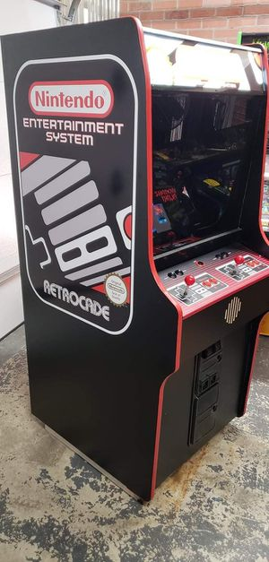 Nintendo Entertainment System themed multi game arcade for Sale in St. Charles, IL