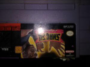 Shaq-fu super Nintendo game for Sale in Mitchell, IL