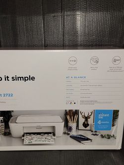 Hp Deskjet 2722 for Sale in Oakland,  CA