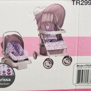 Baby Stroller With Car Seat for Sale in Phoenix, AZ