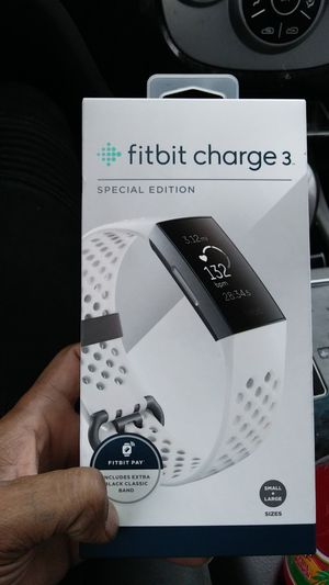 New Special edition fitbit charge 3 for Sale in Philadelphia, PA