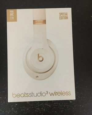 New Beats Studio 3 Wireless Headphones Porcelain Rose for Sale in San Leandro, CA