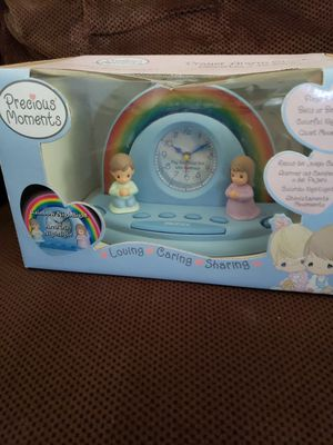 Precious Moments Alarm clock for Sale in Delaware, OH