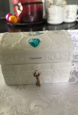 Precious moments trinket box for Sale in Middleburg Heights, OH