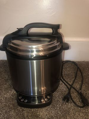 Ambiano Pressure Cooker 6-in-1 Programmable (Instant Pot Style) GREAT CONDITION for Sale in Columbus, OH