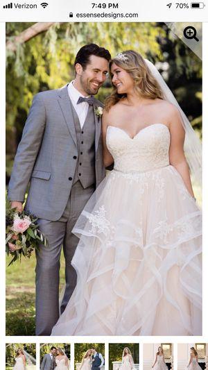 Stella York wedding dress 6432 for Sale in North Aurora, IL