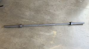 Workout Olympic Barbell 45lbs Deadlifting CrossFit Weight Barbell for Sale in Portland, OR
