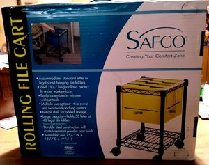 Saffo Rolling File Cabinet for Sale in Linthicum Heights, MD