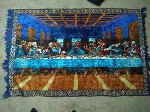 The Last Supper Carpet / Rug for Sale in Manassas, VA