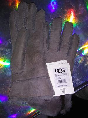 Ugg beige gloves for Sale in Denver, CO