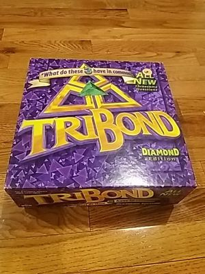 Tribond Board Game for Sale in Alexandria, VA