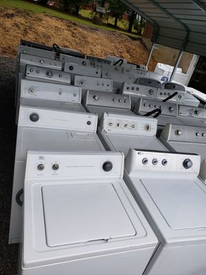 Refurbished Washers Dryers Fridges Stoves for Sale in Butler, PA