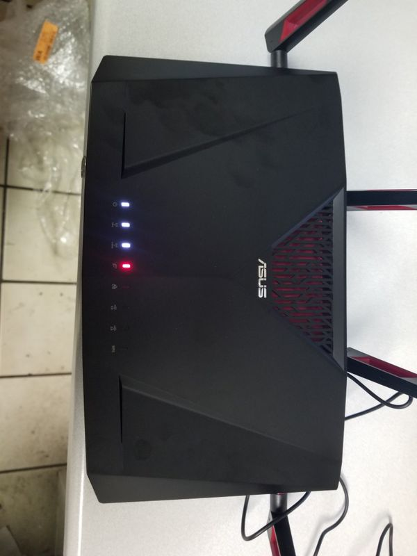 Asus 2.4 ghz 5g wifi router model rt-ac88u