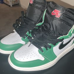 Air Jordan 1 Lucky Green Sz. 7 for Sale in Raleigh,  NC