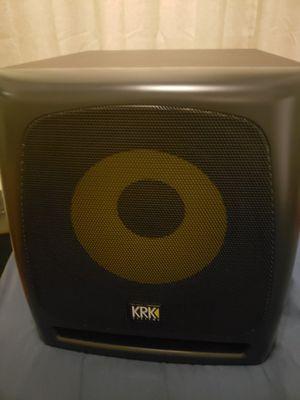 Krk 10s powered sub barely used for Sale in Fredericksburg, VA