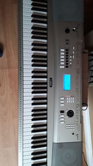 Yamaha keyboard for Sale in Vancouver, WA