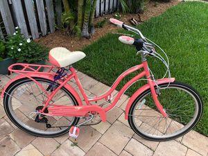 Schwinn Perla Womens Beach Cruiser Bike, 26-Inch Wheels for Sale in Fort Lauderdale, FL