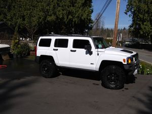 2008 Hummer H3 and mint condition inside and out for Sale in Lake Stevens, WA