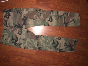 camo pant mnml 99% for Sale in Seattle, WA
