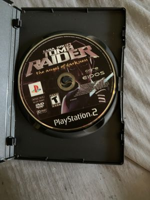 PS2- Tomb Raider for Sale in Los Angeles, CA