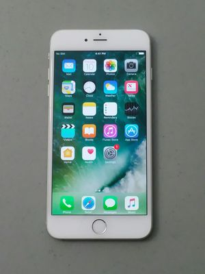 iPhone 6 Plus 128GB AT&T Silver Touch issues for Sale in St. Louis, MO