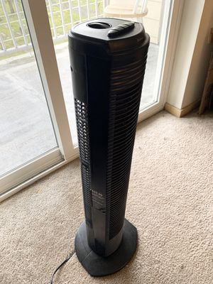"31"" Oscillating Tower Fan Black - Holmes for Sale in Seattle, WA"