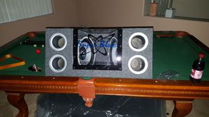 Bandpass subwoofer for Sale in North Las Vegas, NV