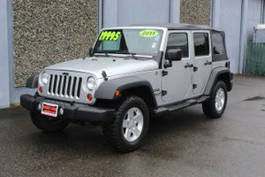2011 Jeep Wrangler Unlimited for Sale in Auburn, WA