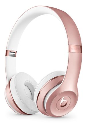 Beats Solo 3 Rose Gold Like New! for Sale in Winter Garden, FL