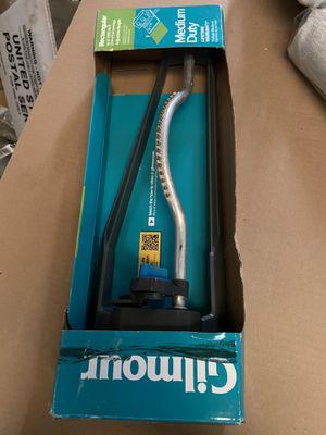 Gilmour 3600-sq ft Oscillating Sled Lawn Sprinkler for Sale in Pomona, CA