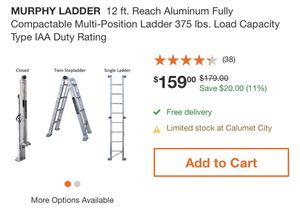 New ladder!! for Sale in South Holland, IL