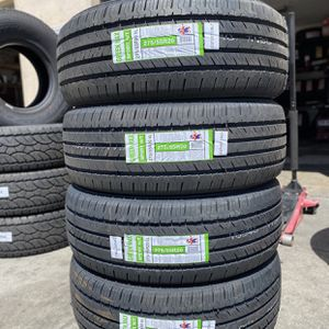 275/55R20 Greenmax $480 Four Brand New Tires ( Installation & Balancing Included ) for Sale in Fontana, CA