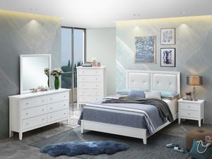 5 Piece Bedroom Set (Available in 4 Colors) Only $699 for Sale in Brooklyn, NY