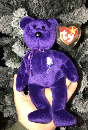 Rare mint Princess Diana beanie baby for Sale in Pendleton, SC