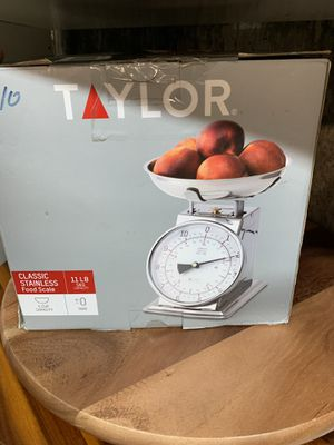 Kitchen scale for Sale in Philadelphia, PA