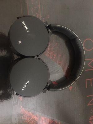 SONY Wireless Bluetooth Headphones for Sale in Arlington, VA