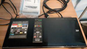SONY UHD SMART BLURAY WiFi WIRELESS INTERNET FREE HDMI download app stream movies netflix prime video disney plus hulu imbd pandora for Sale in Long Beach, CA