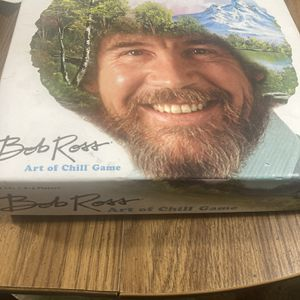 Bob Ross Board Game for Sale in Happy Valley, OR