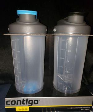2- pack Shaker Bottles (NEW) for Sale in Sheridan, CO