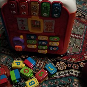 Activity And Learning Cube. for Sale in Snohomish, WA