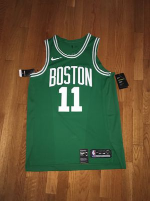 NBA Boston Celtics Kyrie Irving x Nike Jersey- Gold Tag Editon for Sale in Los Angeles, CA