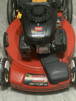 Toro recycler variable speed high wheel for Sale in Kissimmee, FL